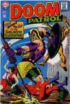 Doom Patrol #116 comic books for sale