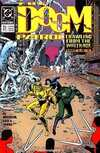 Doom Patrol #21 comic books - cover scans photos Doom Patrol #21 comic books - covers, picture gallery