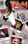 Doom Patrol #23 comic books - cover scans photos Doom Patrol #23 comic books - covers, picture gallery
