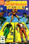 Doom Patrol #3 comic books - cover scans photos Doom Patrol #3 comic books - covers, picture gallery