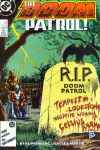 Doom Patrol #5 comic books - cover scans photos Doom Patrol #5 comic books - covers, picture gallery