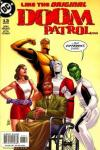Doom Patrol #13 comic books - cover scans photos Doom Patrol #13 comic books - covers, picture gallery
