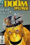 Doom Patrol #15 comic books - cover scans photos Doom Patrol #15 comic books - covers, picture gallery