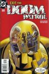 Doom Patrol #22 comic books - cover scans photos Doom Patrol #22 comic books - covers, picture gallery