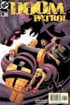 Doom Patrol #8 comic books for sale