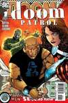 Doom Patrol comic books