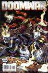 Doomwar #1 comic books - cover scans photos Doomwar #1 comic books - covers, picture gallery