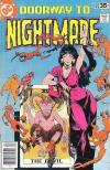 Doorway to Nightmare #2 comic books for sale