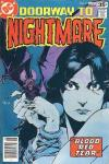 Doorway to Nightmare #3 comic books for sale