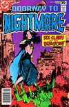 Doorway to Nightmare #4 comic books for sale