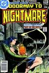 Doorway to Nightmare #5 comic books - cover scans photos Doorway to Nightmare #5 comic books - covers, picture gallery