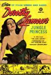 Dorothy Lamour comic books