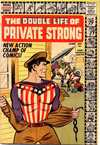 Double Life of Private Strong comic books