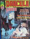 Dracula Lives! Volume 2 #1 comic books for sale