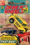 Drag 'N' Wheels #33 comic books for sale