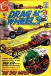 Drag 'N' Wheels #37 comic books for sale