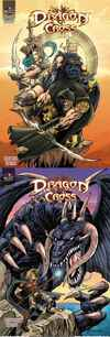 Dragon Cross #3 comic books - cover scans photos Dragon Cross #3 comic books - covers, picture gallery