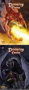 Dragon Cross #4 comic books - cover scans photos Dragon Cross #4 comic books - covers, picture gallery