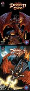 Dragon Cross #5 comic books - cover scans photos Dragon Cross #5 comic books - covers, picture gallery