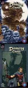 Dragon Cross #7 comic books - cover scans photos Dragon Cross #7 comic books - covers, picture gallery