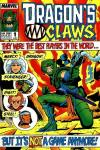 Dragon's Claws Comic Books. Dragon's Claws Comics.