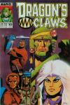 Dragon's Claws #10 comic books for sale