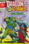 Dragon's Claws #2 comic books for sale