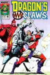 Dragon's Claws #4 comic books for sale