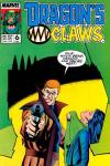 Dragon's Claws #6 comic books for sale