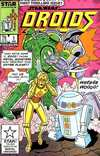 Droids #1 Comic Books - Covers, Scans, Photos  in Droids Comic Books - Covers, Scans, Gallery