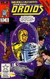 Droids #6 comic books - cover scans photos Droids #6 comic books - covers, picture gallery