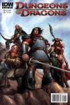 Dungeons & Dragons comic books
