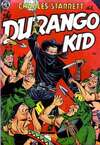 Durango Kid #8 comic books - cover scans photos Durango Kid #8 comic books - covers, picture gallery