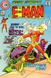 E-Man #1 comic books - cover scans photos E-Man #1 comic books - covers, picture gallery