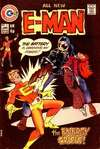 E-Man #3 Comic Books - Covers, Scans, Photos  in E-Man Comic Books - Covers, Scans, Gallery