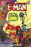 E-Man #4 comic books - cover scans photos E-Man #4 comic books - covers, picture gallery