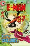E-Man #5 comic books - cover scans photos E-Man #5 comic books - covers, picture gallery