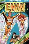 E-Man Comics comic books