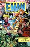 E-Man Comics #18 comic books - cover scans photos E-Man Comics #18 comic books - covers, picture gallery