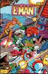 E-Man Comics #23 comic books - cover scans photos E-Man Comics #23 comic books - covers, picture gallery