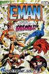 E-Man Comics #4 comic books - cover scans photos E-Man Comics #4 comic books - covers, picture gallery