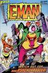 E-Man Comics #5 comic books - cover scans photos E-Man Comics #5 comic books - covers, picture gallery