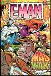 E-Man Comics #8 comic books - cover scans photos E-Man Comics #8 comic books - covers, picture gallery