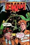 E-Man Comics #9 comic books - cover scans photos E-Man Comics #9 comic books - covers, picture gallery