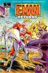 E-Man Returns #1 comic books - cover scans photos E-Man Returns #1 comic books - covers, picture gallery