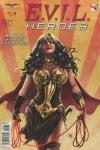 E.V.I.L. Heroes #1 comic books for sale