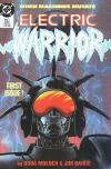 Electric Warrior comic books