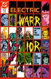 Electric Warrior #12 comic books - cover scans photos Electric Warrior #12 comic books - covers, picture gallery