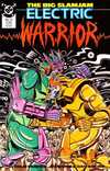 Electric Warrior #13 comic books - cover scans photos Electric Warrior #13 comic books - covers, picture gallery