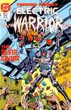Electric Warrior #5 comic books - cover scans photos Electric Warrior #5 comic books - covers, picture gallery